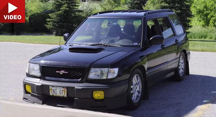 ?? Subaru Forester (1st gen)