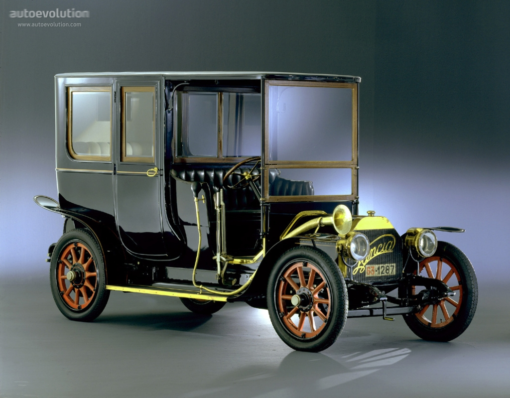 1909 Lancia Alpha