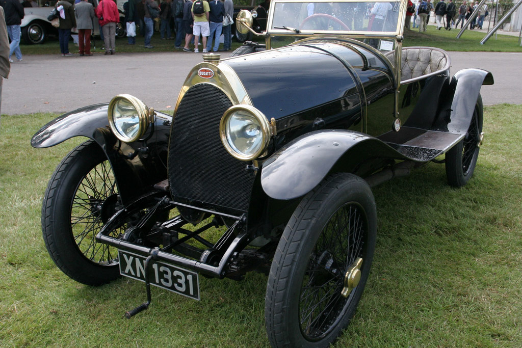 1914 Bugatti Type 18