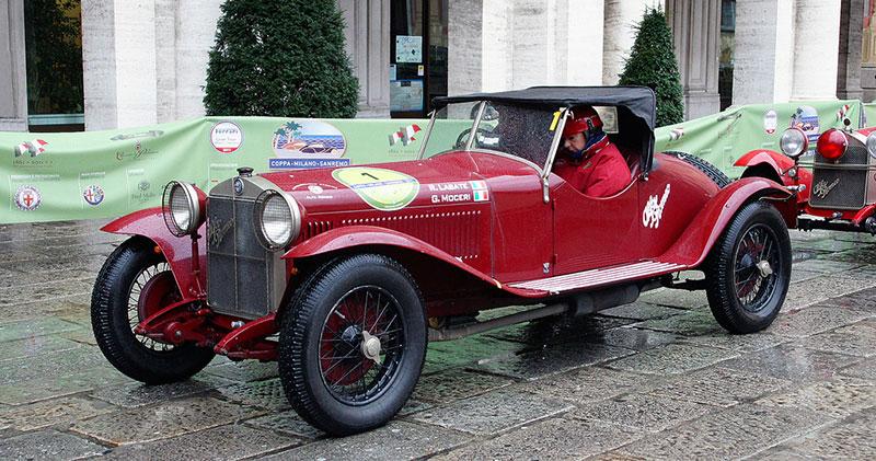 1922 Alfa Romeo Torpedo 2030 Hp Partsopen
