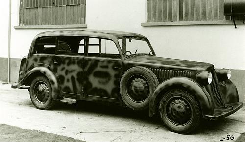 1936 Lancia Artena