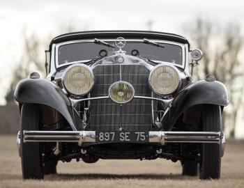 1936 Mercedes-Benz Typ 500 K⁄ 540 K
