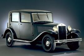1937 Lancia Augusta