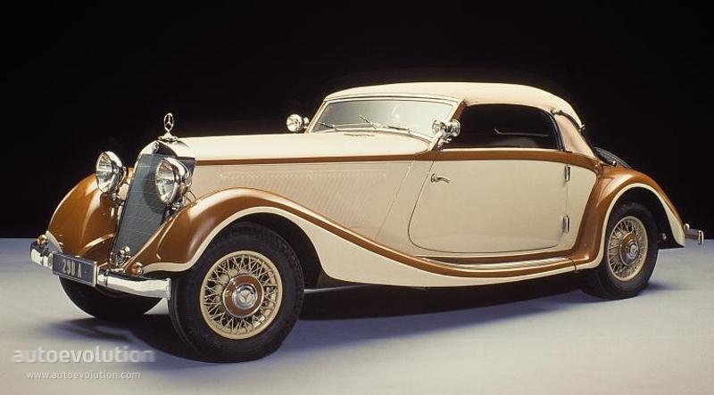 1937 Mercedes-Benz Typ 290