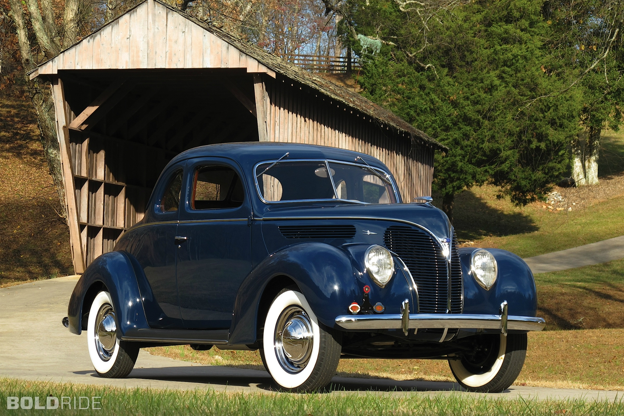 Deluxe Auto Parts >> 1938 Ford Deluxe - Partsopen