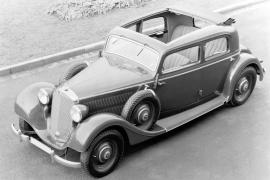 1938 Mercedes-Benz Typ 320