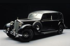 1940 Mercedes-Benz Typ 230, 260 D