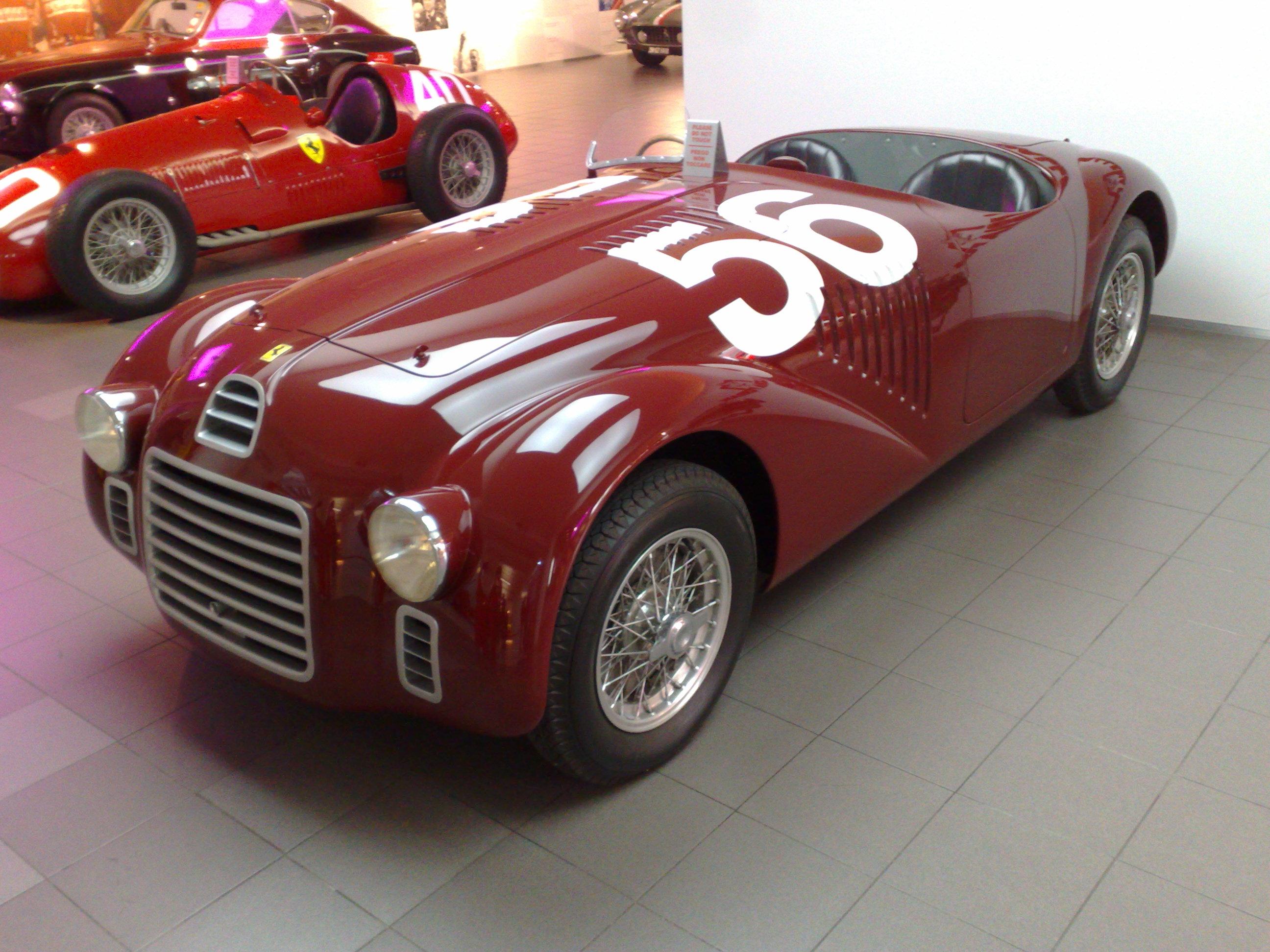 1947 Ferrari 125⁄159 S
