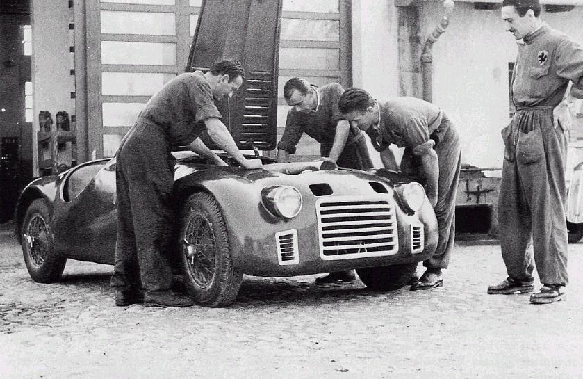 1948 Ferrari 125⁄159 S