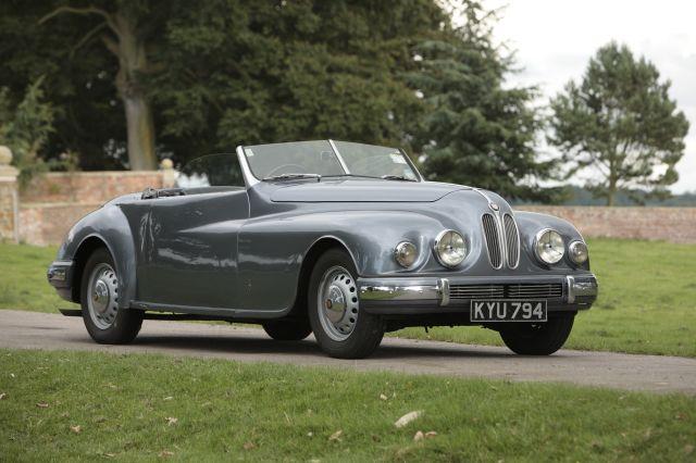 1950 Bristol 402