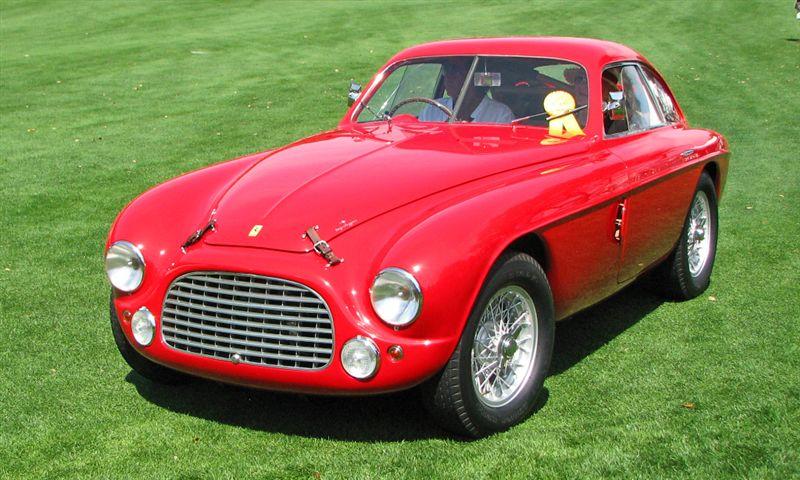 1950 Ferrari 166 Sport