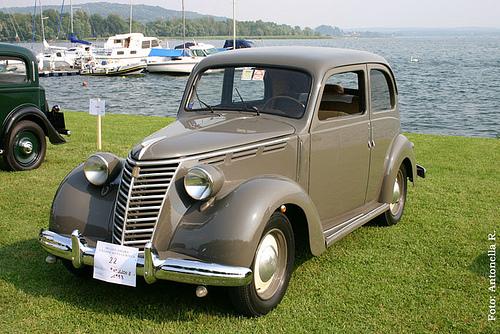 1953 FIAT 1100 E