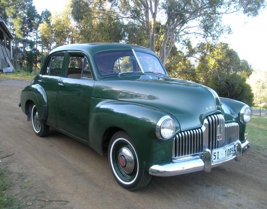 1953 HOLDEN 48-215