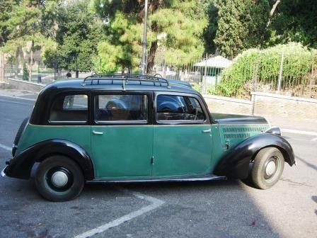 1953 Lancia Ardea - Partsopen