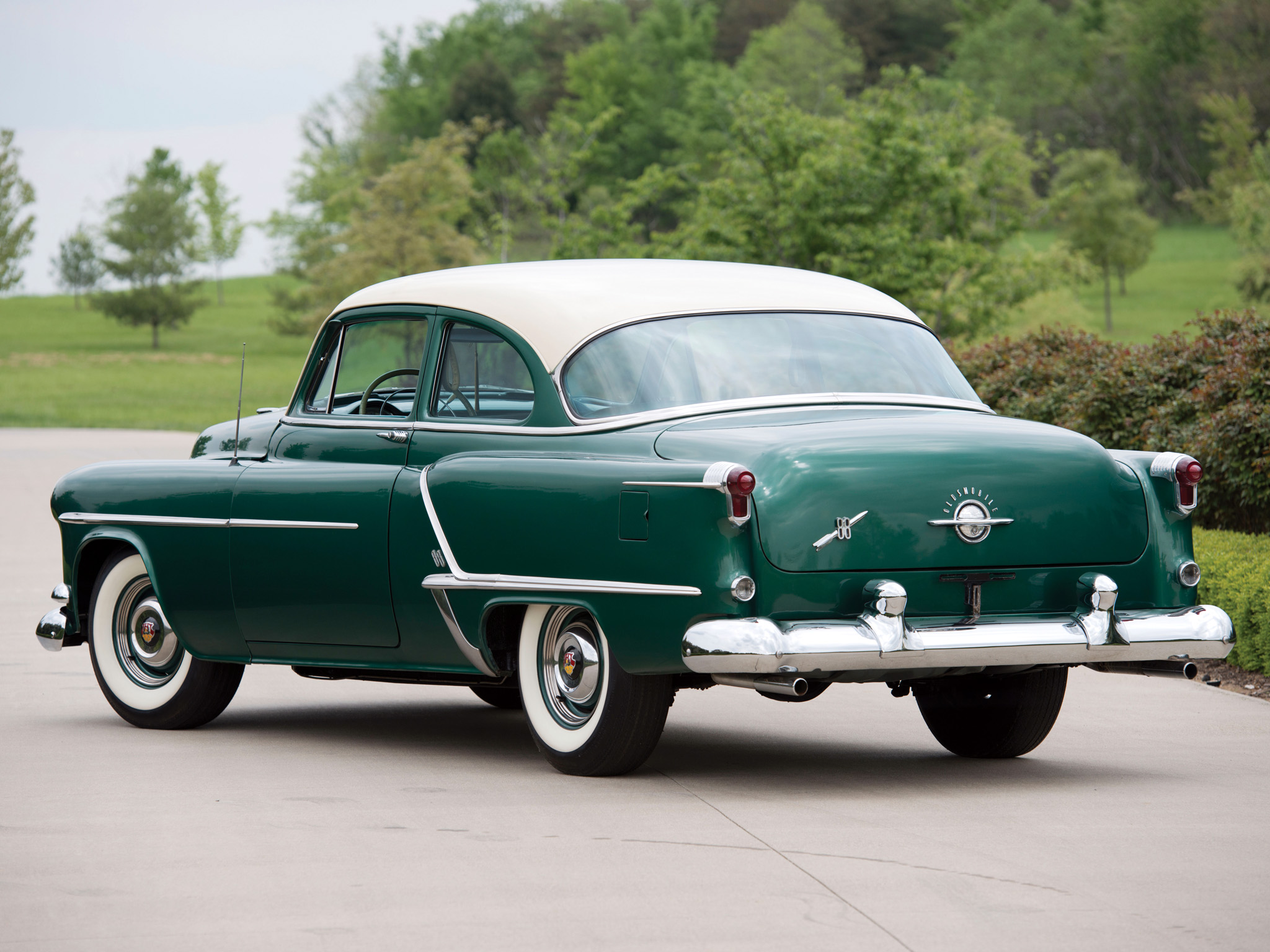 1953 Oldsmobile 88 Partsopen