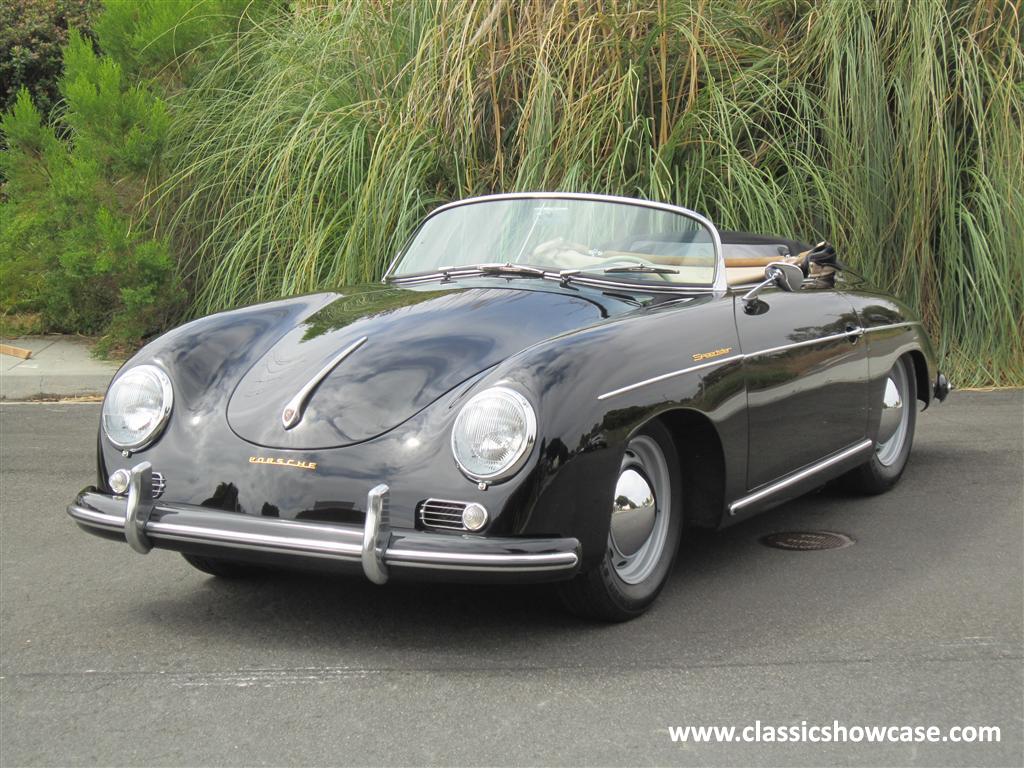 1955 Porsche 356 Partsopen