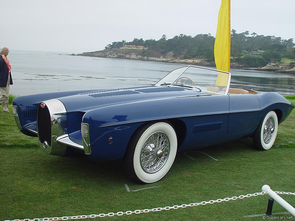 1956 Bugatti Type 101