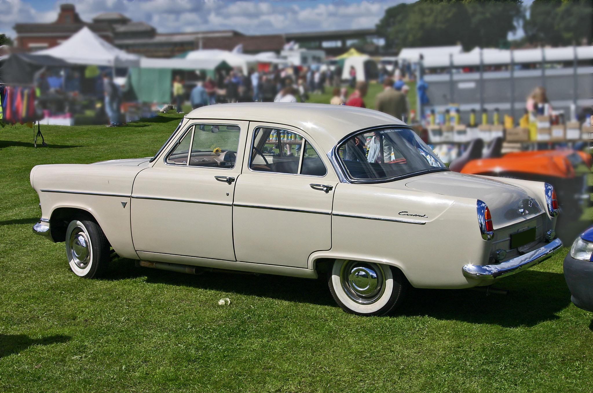1956 Ford Consul