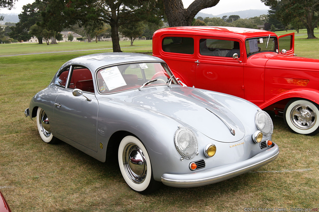 53 Years-Owned 1957 Porsche 356A 1600 Coupe for sale on ...  |1957 Porsche 356a