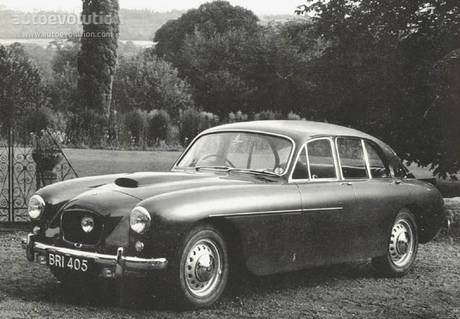 1958 Bristol 405