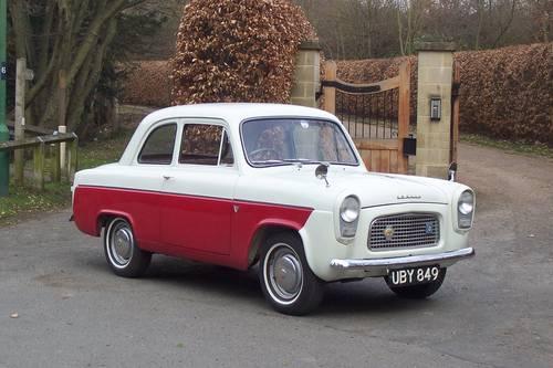 1959 Ford Anglia 100E