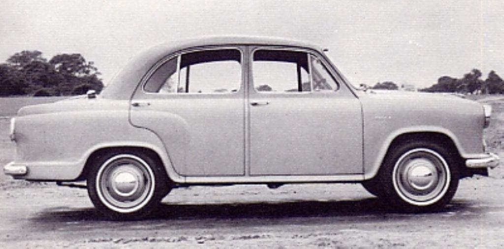 1959 Hindustan Ambassador
