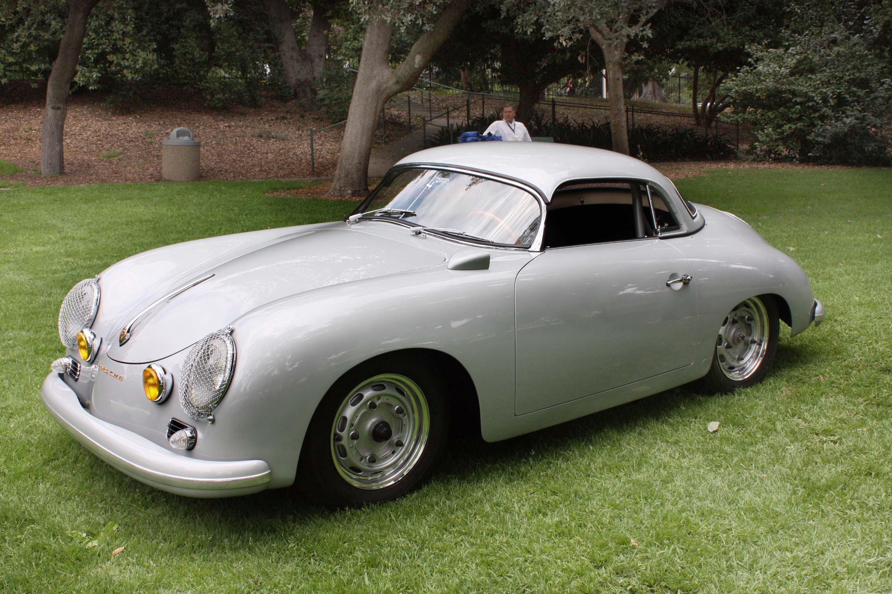 1959 Porsche 356a Partsopen