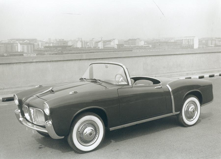 1960 FIAT 1100 TV Spider