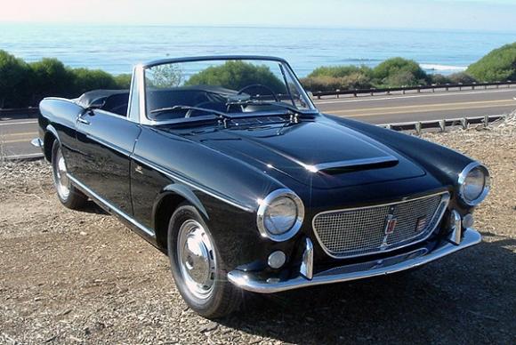 1960 FIAT 1200 Spider
