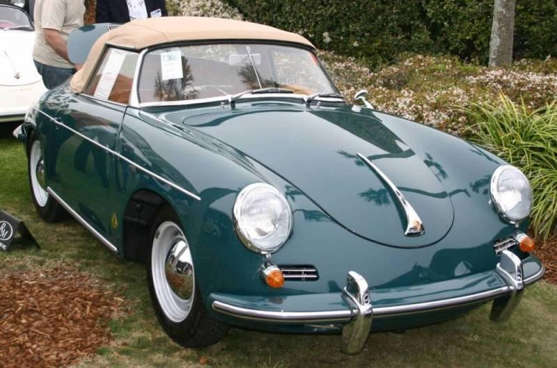 1960 Porsche 356A