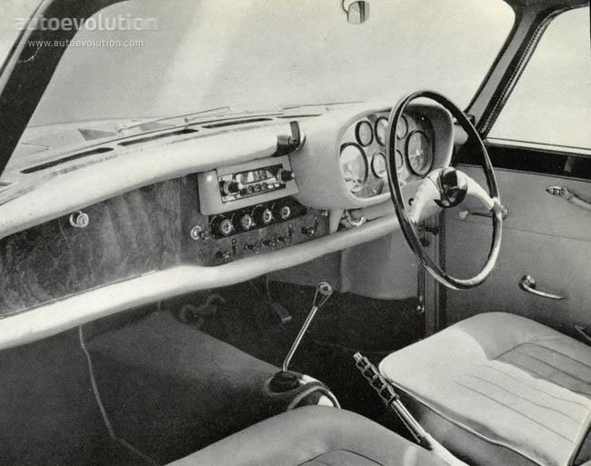 1961 Bristol 406