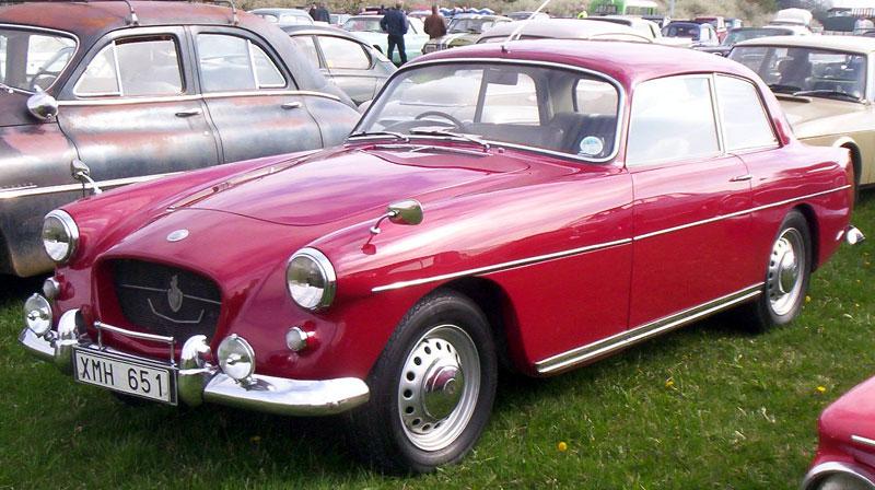1963 Bristol 407