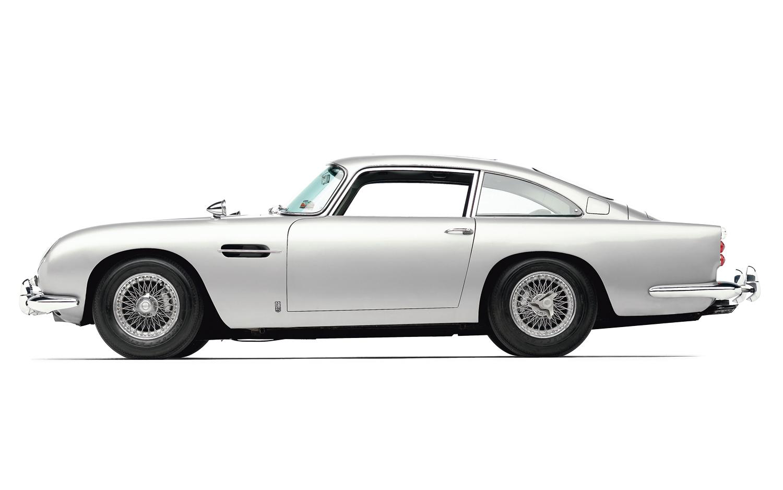 Aston Martin DB Partsopen - 1965 aston martin db5