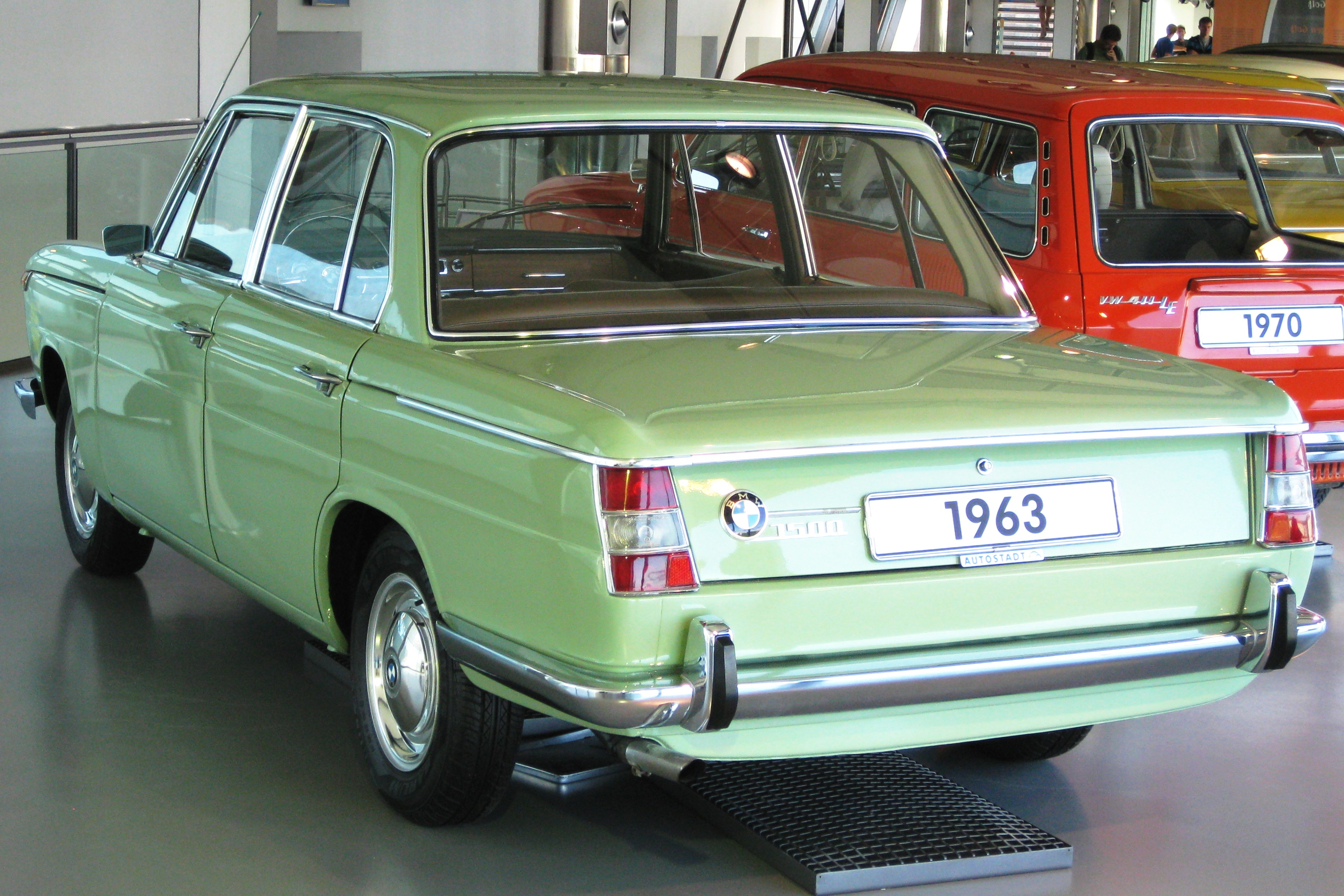 1966 BMW 1500⁄1600