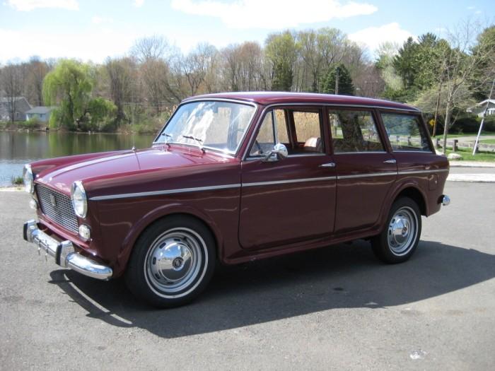 1966 FIAT 1100 D