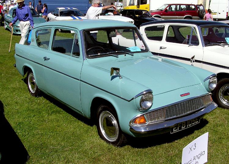 1967 Ford Anglia 105E