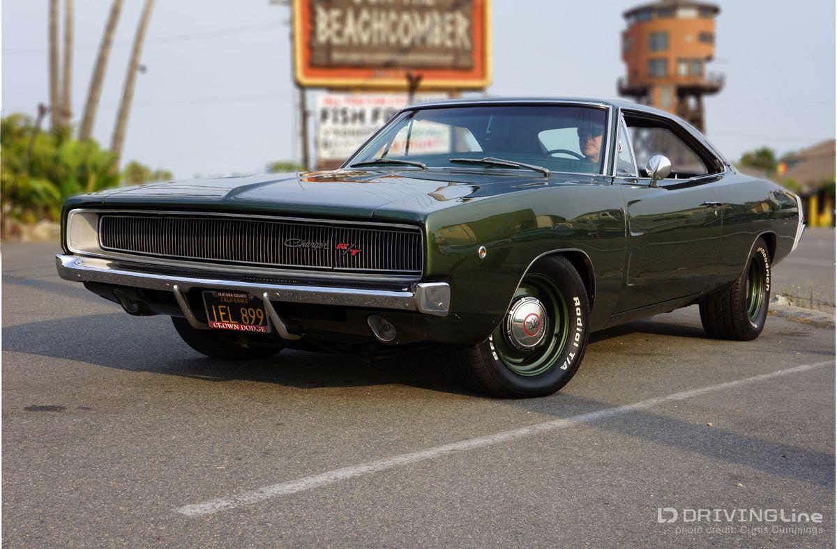 1968 Dodge Charger Partsopen