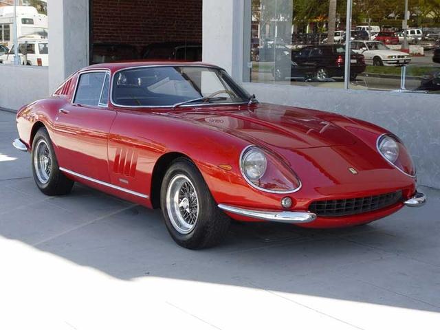 1968 Ferrari 275