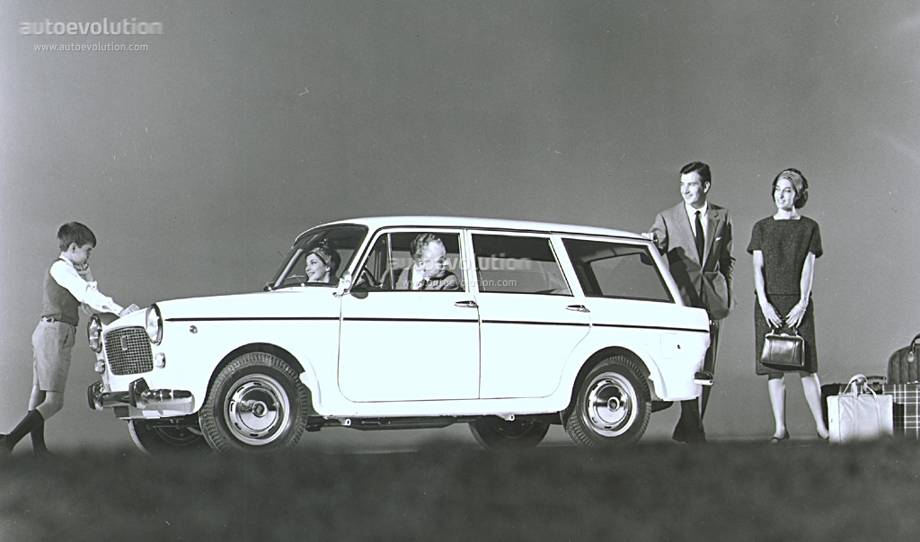 1968 FIAT 1100 D Station Wagon