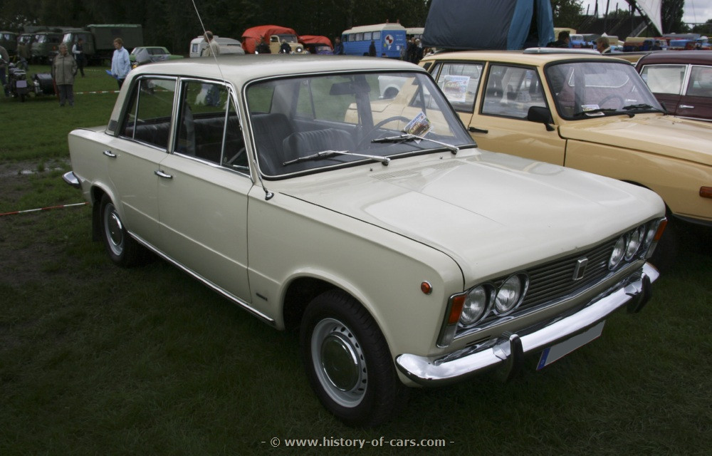 1968 FIAT 125