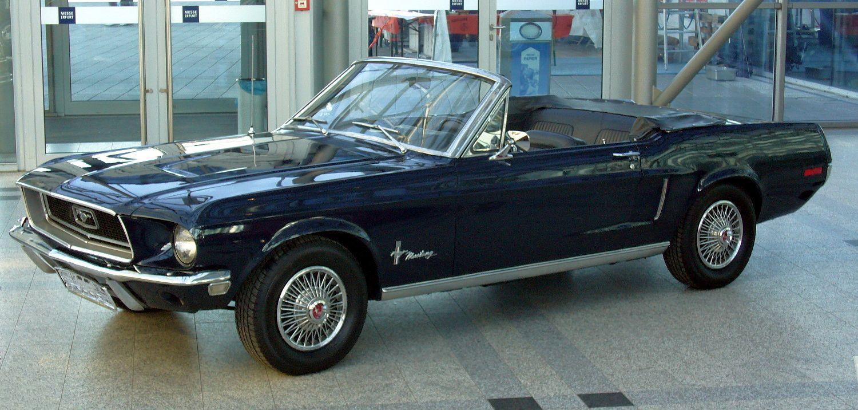 1968 Ford Taunus Cabrio
