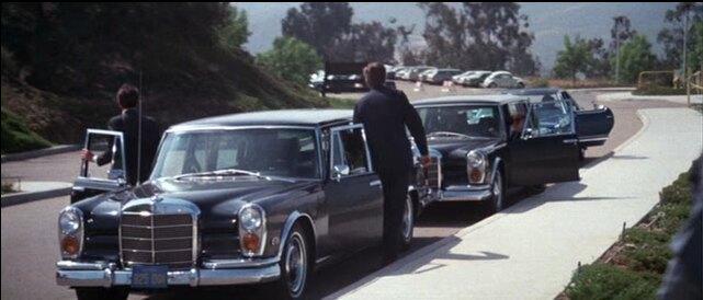 1968 Mercedes W100