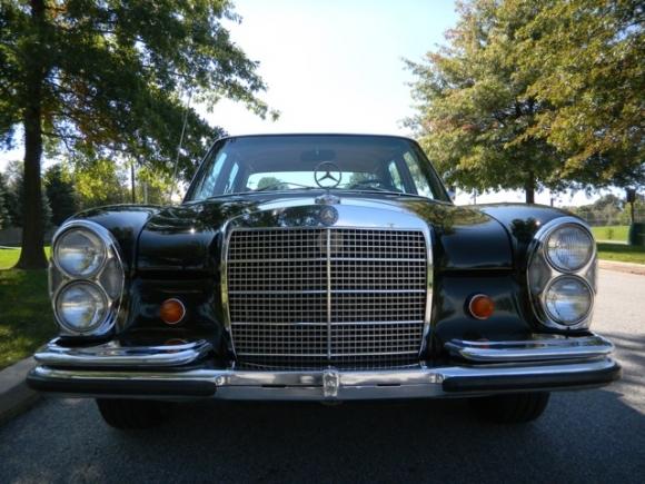 1969 Mercedes W109