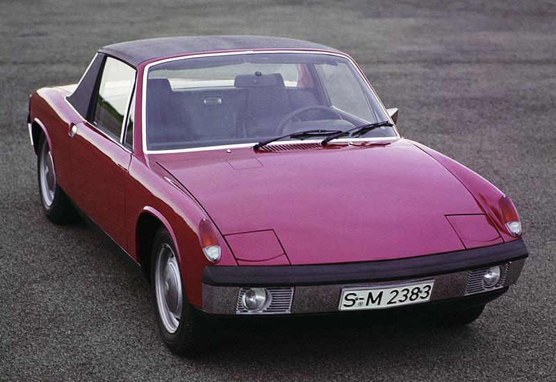 1969 Porsche 914