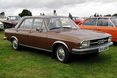 1970 Audi 100