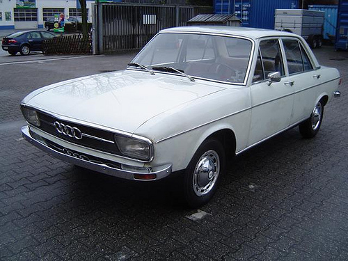 1970 Audi 100 - Partsopen