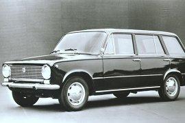 1970 FIAT 124 Familiale
