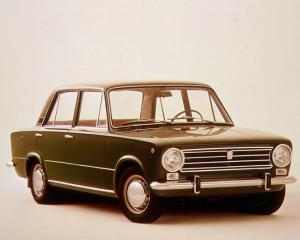 1970 FIAT 124 Saloon