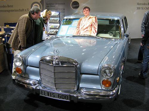 1970 Mercedes W100