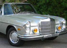 1970 Mercedes W109